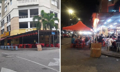 Two Popular Kepong Hotpot Restaurants Slapped with Fines for Occupying 10 Empty Parking Lots - WORLD OF BUZZ 4