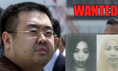Two Witnesses Wanted By Police For Kim Jong-nam Assasination Murder Trial - WORLD OF BUZZ