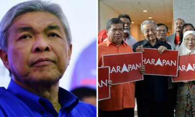 Umno Wants to Form A Unity Government With Any PH Party & Malaysians Are Not Having It - WORLD OF BUZZ 4