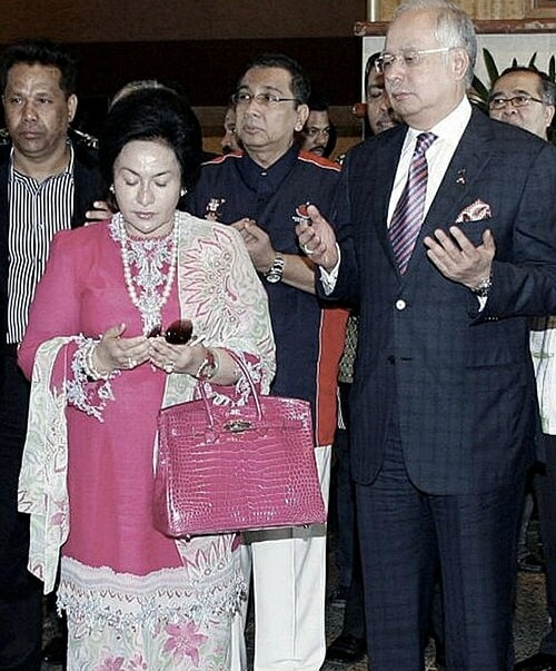 """We Can Build A Museum For Rosmah's Handbags,"" Daim Zainuddin Jokes - WORLD OF BUZZ 1"