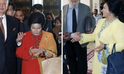 """We Can Build A Museum For Rosmah's Handbags,"" Daim Zainuddin Jokes - WORLD OF BUZZ 2"