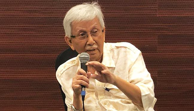 """We Can Build A Museum For Rosmah's Handbags,"" Daim Zainuddin Jokes - WORLD OF BUZZ"