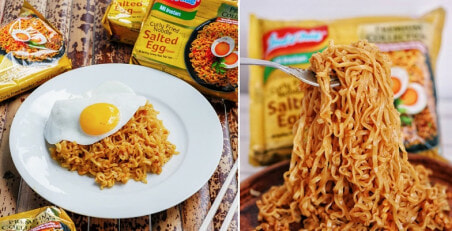 What Might Be Better Than The Original Indomie? A Salted Egg Flavoured One - WORLD OF BUZZ 7