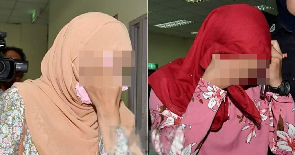 Women in Terengganu Lesbian Sex Case Were Caned in Front of 100 People - WORLD OF BUZZ