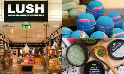 10 Cult Favourites You Can Get From LUSH Now That It's Opened in Pavilion KL - WORLD OF BUZZ 13