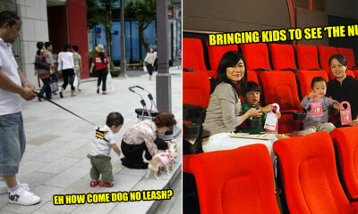 5 Bad Malaysian Parenting Examples We See Around Us That Need to Stop! - WORLD OF BUZZ 1
