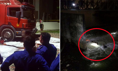 6 Firemen Drowned in Puchong Mining Pond While Searching For a Missing Teen - WORLD OF BUZZ