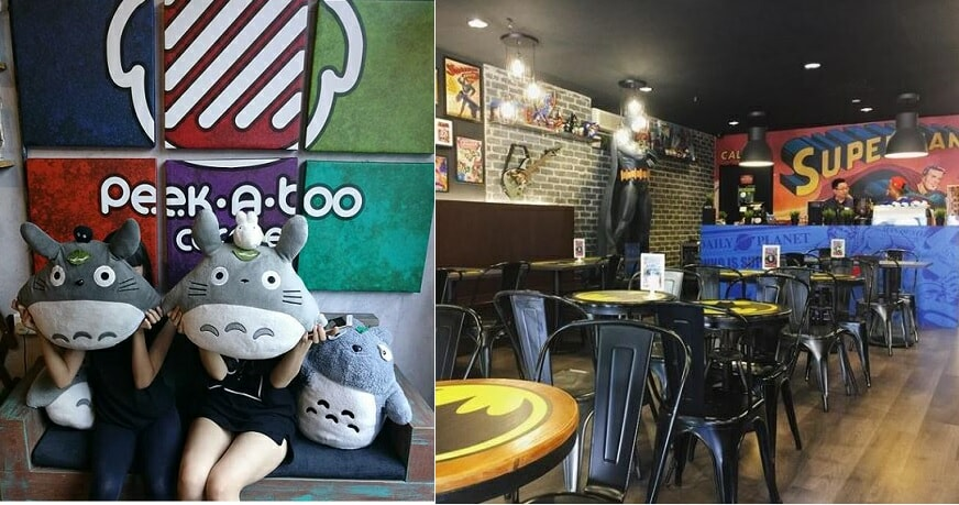 6 Themed Cafes in Klang Valley & Genting You Must Check Out to Up Your Brunch Game - WORLD OF BUZZ