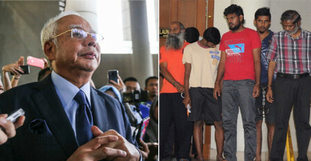 Accused of Kevin Morais Murder Claims Najib Had Offered Him RM3.5 Million to Plead Guilty - WORLD OF BUZZ