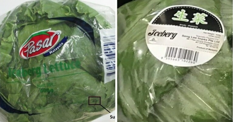 After S'pore, Malaysia Orders All Vendors to Stop Selling This Iceberg Lettuce Containing Harmful Pesticide - WORLD OF BUZZ 3