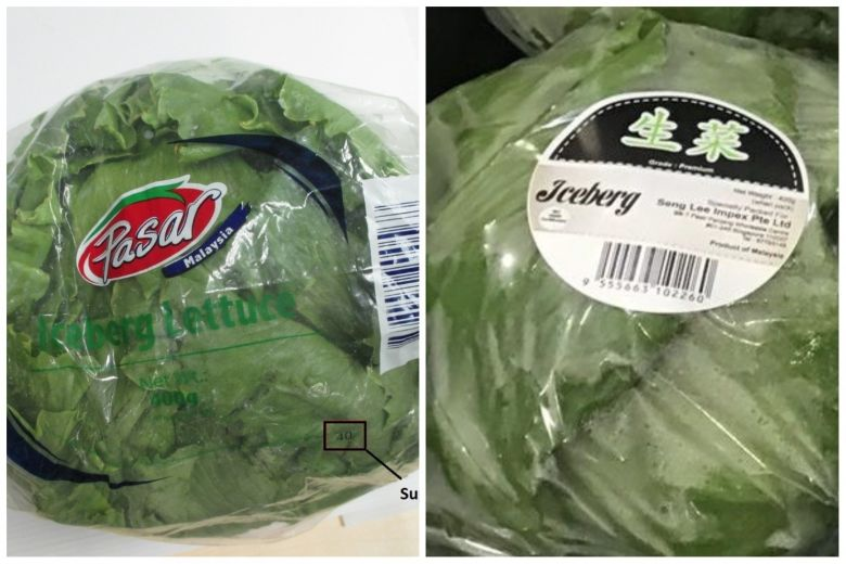 After S'pore, Malaysia Orders All Vendors to Stop Selling This Iceberg Lettuce Containing Harmful Pesticide - WORLD OF BUZZ