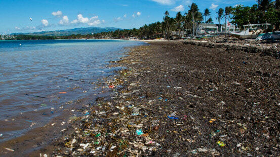 Boracay Littered With Garbage Just One Day After Reopening By Irresponsible Tourists - WORLD OF BUZZ