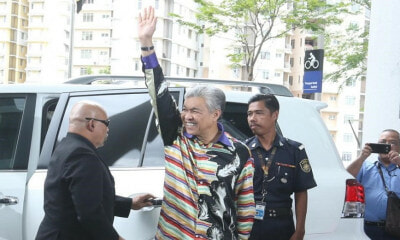 BREAKING: MACC Has Just Arrested Umno President Zahid Hamidi - WORLD OF BUZZ 1