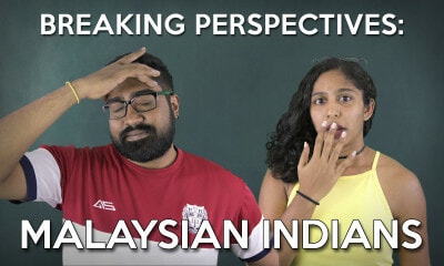 Breaking Perspectives in Malaysia: Malaysian Indians - WORLD OF BUZZ 1