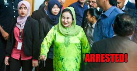 BREAKING: Rosmah Mansor Arrested by MACC And Will Be Charged For Money Laundering - WORLD OF BUZZ 1