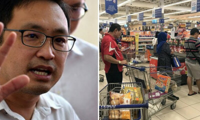 Domestic Trade Minister: Prices of 115 Items Have Increased by 41% After SST - WORLD OF BUZZ 2