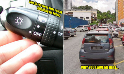 """Don't Know Use Signal Ah?"" and 7 Other Things Your Car Would Say to You If It Can Talk - WORLD OF BUZZ"