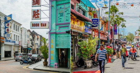 Georgetown Becomes The Only Asian City Chosen For Unesco'S New Heritage Projects - World Of Buzz