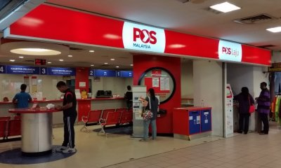 Pos M'sia: Corporate Customers Must Pay RM5 Processing Fees For Renewal of License & Road Tax - WORLD OF BUZZ