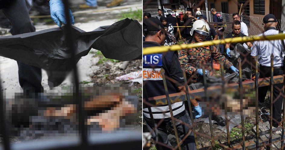 Paralysed 74yo Father Was Allegedly Murdered & Mutilated Into 6 Pieces By Drug-Addict Son in Perak - WORLD OF BUZZ