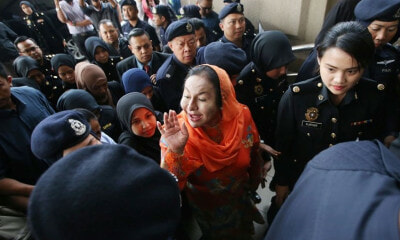 Here's The Full List of Charges Rosmah Just Received in Court Today - WORLD OF BUZZ
