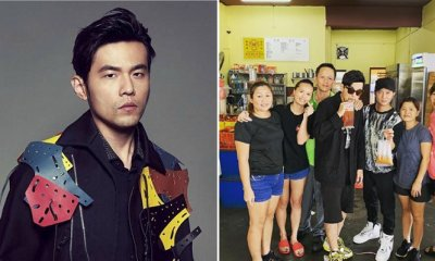 Jay Chou Spotted in Malaysia Enjoying Ikat Tepi Drinks and Roti Tissue Like a Local - WORLD OF BUZZ