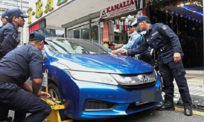 KL Mayor Could Be Putting An End to Wheel Clamping For Good - WORLD OF BUZZ 2