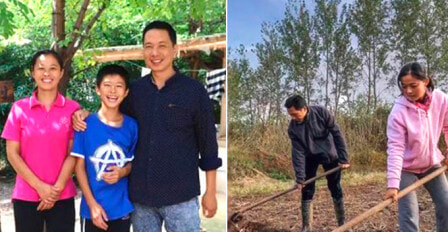 Loving Father Buys An Island Because His Sick Son Needed Clean Air to Survive - WORLD OF BUZZ