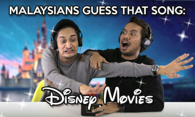 Malaysians Guess That Song: Disney Movies - WORLD OF BUZZ