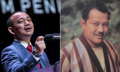Maszlee: Chinese Pupils Should Watch P Ramlee's Movie to Improve Proficiency in BM - WORLD OF BUZZ
