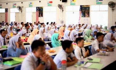 MOH: 10% of M'sia Secondary School Students Want to Commit Suicide - WORLD OF BUZZ 1