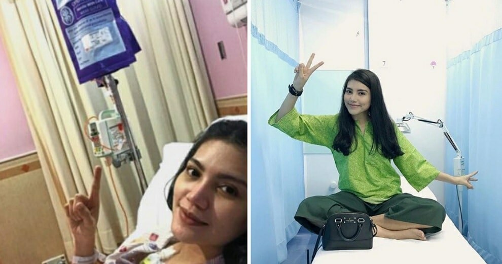 M'sian Actress Suffering From Stage 4 Cancer Wanted to Stop Treatment After Receiving Negative Comments - WORLD OF BUZZ 1