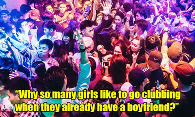M'sian Uni Student Says He Doesn't Understand Why Girls Like Clubbing, Gets Roasted - WORLD OF BUZZ 3