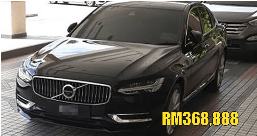 Mukhriz Defends Buying A New Volvo S90 Hybrid, Say It's To Tackle Environmental Issues - World Of Buzz