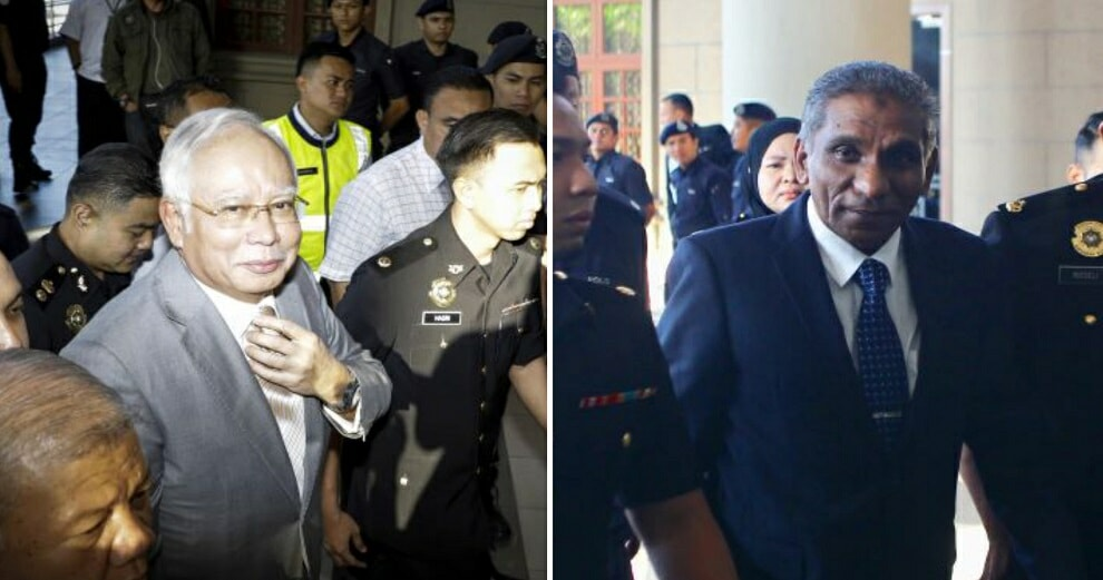 Najib & Ex-Treasury Secretary-General Charged For Misappropriating Over RM6bil In Just 1 Year - WORLD OF BUZZ 1