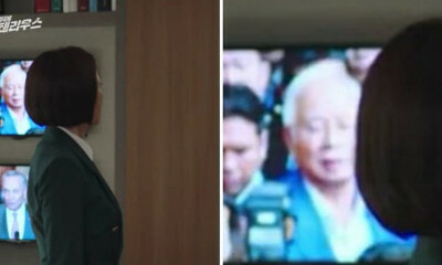 Najib Makes Unexpected Cameo in Popular K-Drama, Malaysians Amused - WORLD OF BUZZ 1