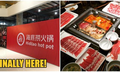 Popular Hot Pot Restaurant 'Hai Di Lao' is Finally Opening First Store in Malaysia! - WORLD OF BUZZ 6