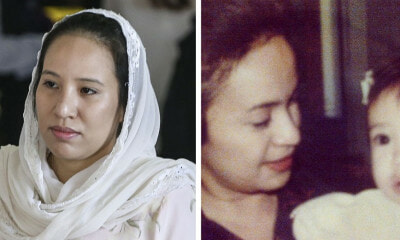 """""""Putting The Women in Najib's Life in Harm's Way is Going Too Far,"""" Rosmah's Daughter Vents on Instagram - WORLD OF BUZZ 1"""