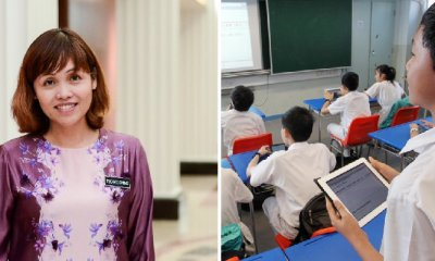 Report: Deputy Education Minister Says Secondary School Students to Use Digital Textbooks in 2019 - WORLD OF BUZZ 2