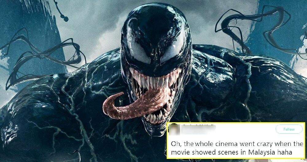 Sarawak Gets Featured in Marvel Movie Venom, M'sians Get Excited - WORLD OF BUZZ