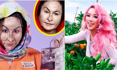 Singapore Blogger Asks Malaysians Why The Hate Over 'Rosmah' Halloween Make-Up - WORLD OF BUZZ 1