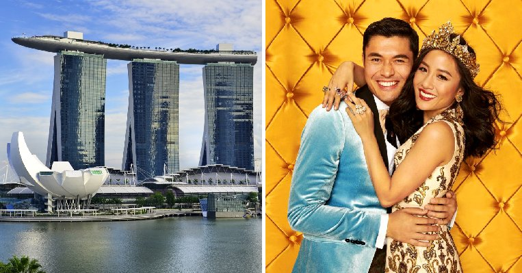 Singapore Has Over 180,000 Millionaires and About 1,000 Of Them Are Truly 'Crazy Rich Asians' - WORLD OF BUZZ 2