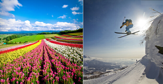 Starting 1 October 2018, Foreign Tourists Can Enjoy Up To 70% Discount Staying in Hokkaido - WORLD OF BUZZ