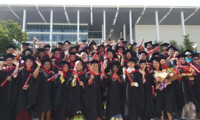 Taylor's Graduates Ranked Asia's Best For Graduate Employability - World Of Buzz