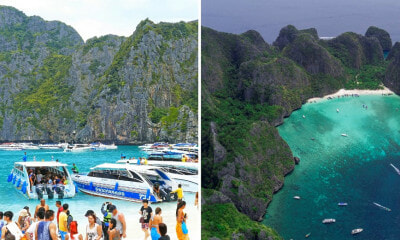 Thailand's Famous Maya Bay Will Be Closed to Tourists Indefinitely - WORLD OF BUZZ 2
