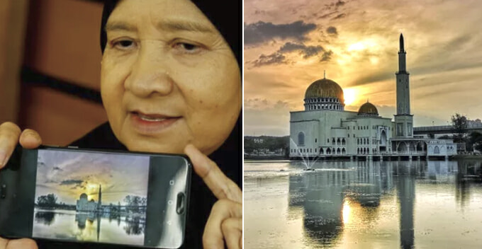The Inspiring Story Of A Blind M'sian Who Takes Stunning Photos Using Only A Smartphone - World Of Buzz