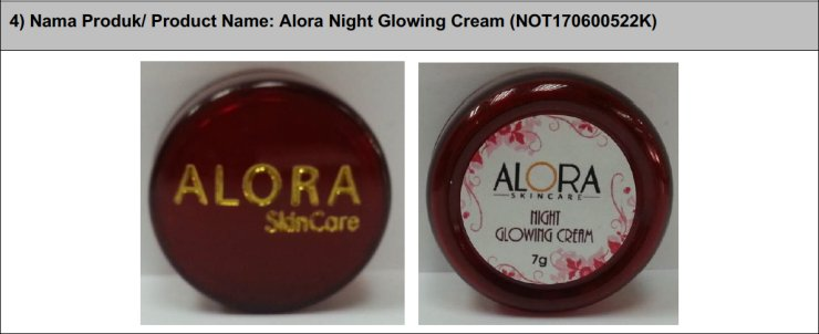 These 14 Cosmetic Products Have Been Banned By MOH for Containing Poisonous Ingredients - WORLD OF BUZZ 1