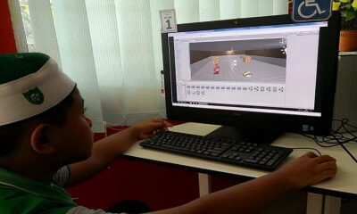 This 12yo M'sian Boy Is Developing His Own FPS Game, But It Accidentally Got Deleted! - WORLD OF BUZZ