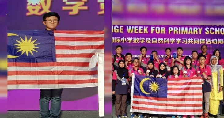 This 12yo Student is the First M'sian to Emerge Champion in an International Maths Competition - WORLD OF BUZZ 1