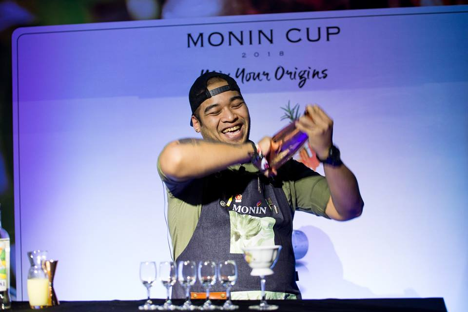 This 25yo M'sian Followed His Passion, Now He's Representing M'sia In International Monin Cup! - WORLD OF BUZZ 9
